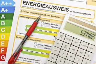Ein Energieausweis ist für Kauf- und Mietimmobilien erforderlich